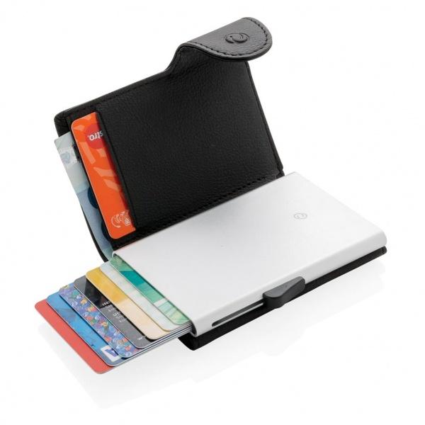 RFID kaarditasku alumiiniumist