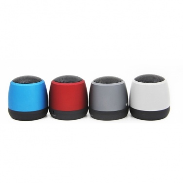 Logotrade mainostuote tuotekuva: Mini Bluetooth Speaker color silver
