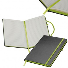 A5 note book CUXHAVEN  color light green