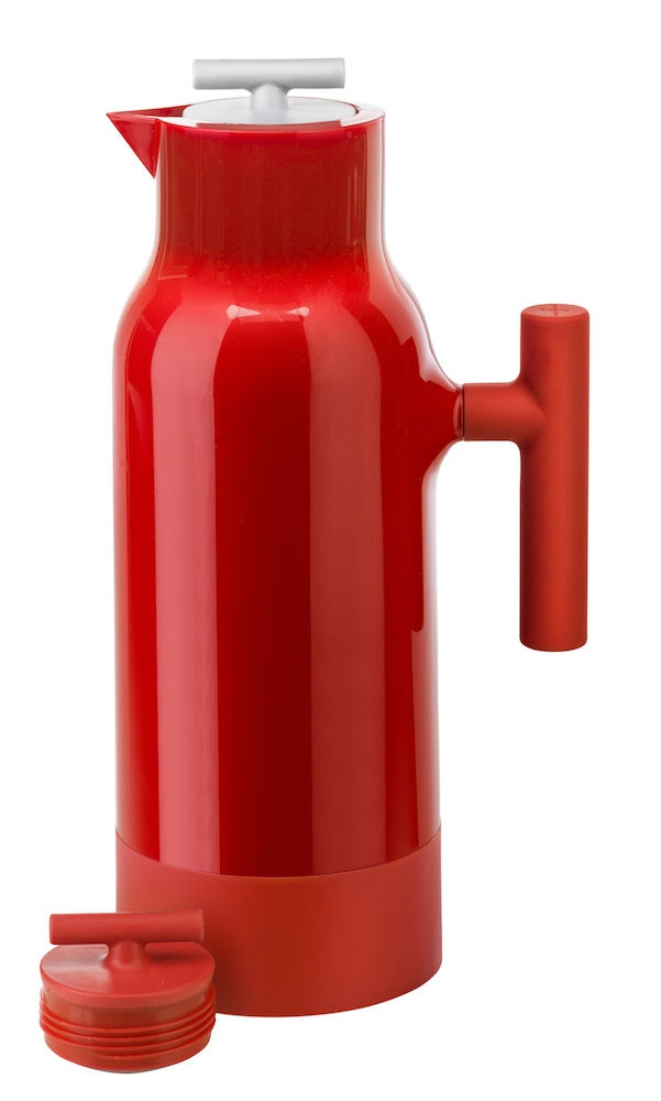Logotrade mainostuote tuotekuva: Sagaform Accent Coffee pot 1 L red