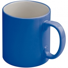 Ceramic cup LISSABON  color blue