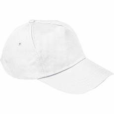 5-panel cap 'New York'  color white