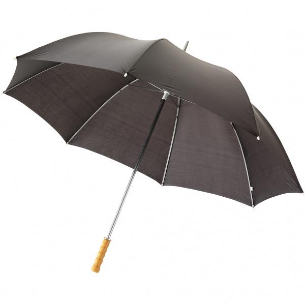 Karl golf sateenvarjo 130 cm, musta