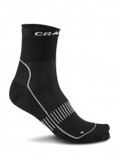 Cool Training 2-Pack Sock, musta