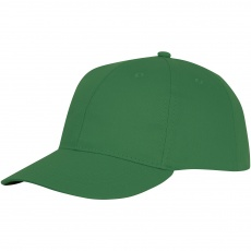 Ares 6 panel cap fern green