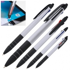3in1 ball pen BOGOTA  color grey