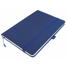 A5 note book 'Kiel'  color blue