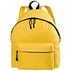 Trendy backpack 'Cadiz'  color yellow