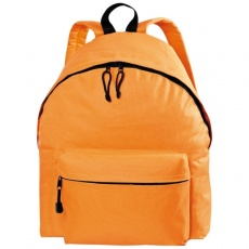 Trendy backpack 'Cadiz'  color orange