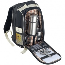 Picnic backpack 'Georgia'  color black