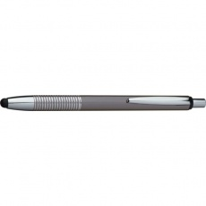 Ball pen with touch pen DIJON  color graphite