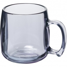 Classic 300 ml plastmugg, transparent